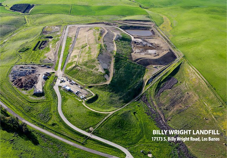 Billy Wright Landfill